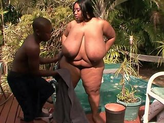 You Have Not Seen Tits This Big Even On A Fat Chick Like Any Porn