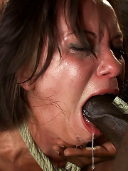 Hot Wife is Kidnapped, Bound,...