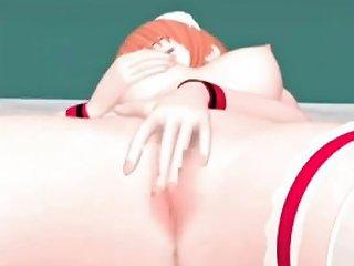 Nice Anime Pussy Hardly Banged And Tenderly Masturbated