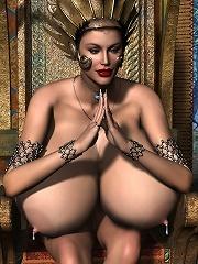 Porn BDSM 3D Comix