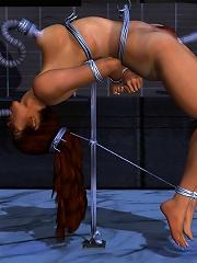 Toon mistress gets fucked hardly
