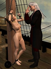 Shy Sex expert penetrates a Sorceresss asshole