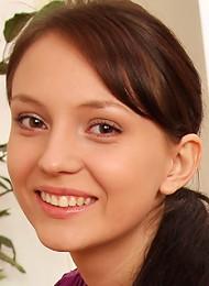 Gorgeous teenager