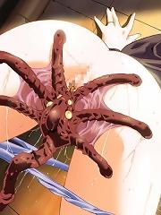 Enjoy in the steamiest tentacle hentai