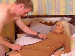Gilf Could Hardly Wait For His Young Pecker Inside Her