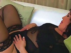 Horny Mature Slut Mom Playing On The Couch Free Porn 1b