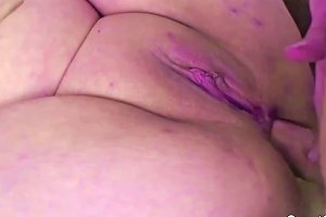 Step Son Seduce 53yr Old Stepmom To Get His First Anal