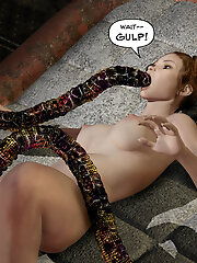 Sleeping with tentacles