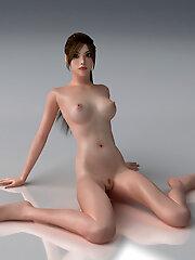 Virgin and lucky 3D Floosie...