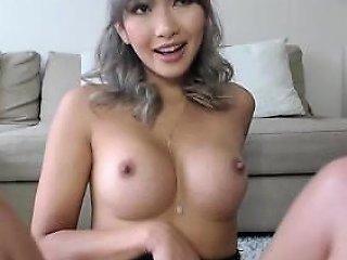 Busty Asian Homemade Amateur Webcam Girl Drtuber