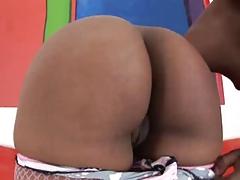Carmen Hayes Takes Big Black Cock & Cum on Boobs