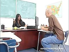 My first sex teacher Jada Fire