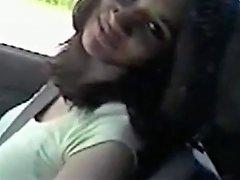 Shy Indian Girlfriend Dirty Talk In The Car Porn Videos
