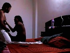 Indian Babe Sucks Her Boyfriend's Dick