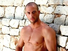 Two hot italian gay hunks