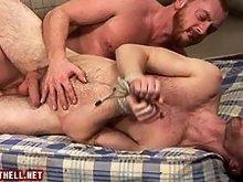 forced gay blowjob