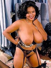 free boobs gallery Skinny big boobie blonde...