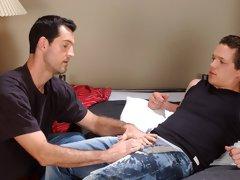 Jack Rey and Lee Stephens sex scene from Hot Jocks Nice Cocks