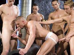 Hot group fucking orgy movie