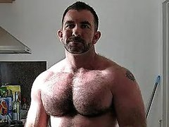 Watch this daddy as he show us how much he loves to fuck boys