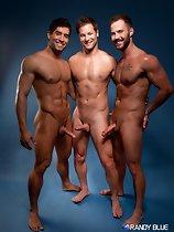Chris, Diego & Eric