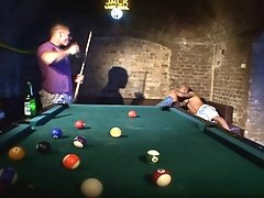 In the depths of a sex club James, Rice and Enrico are engaging in a very hot threeway. The video begins with two of our stunning muscular trio making