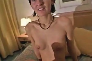 Hottest Amateur Movie With Small Tits Brunette Scenes