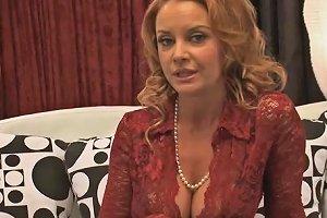Crazy Pornstar Janet Mason In Amazing Facial Redhead Adult Scene
