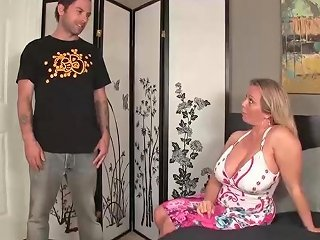 Busty Milf Jerks Off Her Messy Step Son Porn 68 Xhamster