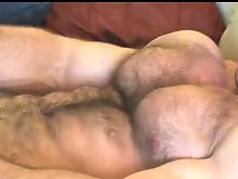 Muscled and hairy star Zeb Atlas