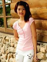 free asian gallery Pretty Teen Kumja Moon...