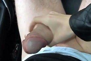 Homemade Big Cock Handjob Compilation