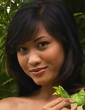 Putu Balinese Supermodel