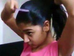 Indian College Cutie Oozed Movie Scene