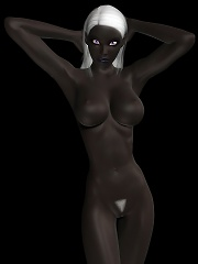 3D renders of the most sexy...