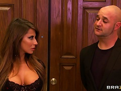 Gorgeous MILF Madison Ivy Blows And Gets Her Coochie Pounded Hard