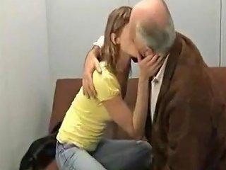 Old Men Fucked Young Girl Teen Video