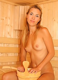 Beautiful And Rather Shy Silvia Hardly Shows Her Pussy But Expose Natural Breasts Without Shame. Teen Porn Pix