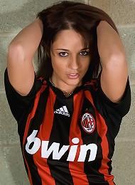 Nikki The Soccer Star Teen Porn Pix
