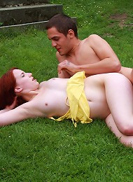 This Redhead Teen Looks Like She Should Be Cute And Innocent, But She Already Has Sexual Knowledge That Could Make Many People Blush With Embarrassmen Teen Porn Pix