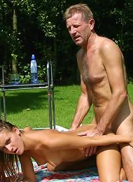 Petite Teen Fucking A Senior Wild Teen Porn Pix