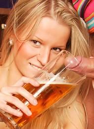 Tiny Blonde Teenie Fucked In Bar Teen Porn Pix