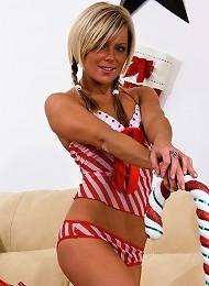 Merry Madden Christmas Teen Porn Pix