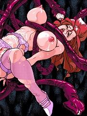 Anime Floozy loving drunk Enrico