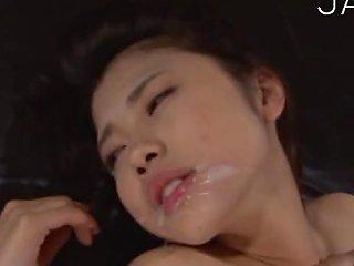 PornoXo Video - Hot Asian Chick Gets Gangbanged