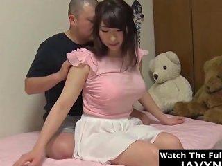 SpankWire Video - Japanese Teen Wants Daddys Dick