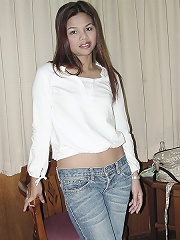 Sweet Thai girlfriend