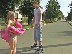GotPorn Video - Little Teens Outdoor Jizz