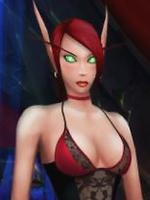 World of Warcraft Naked
