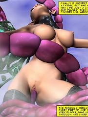 Crazy XXX 3D World 3D Sex Comics